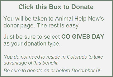 Donate text box